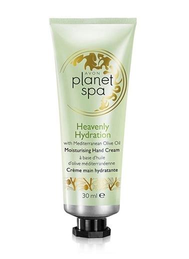Avon Planet Spa Heavenly Zeytinyağı Özlü Nemlendirici El Krem 30 Ml. Renksiz